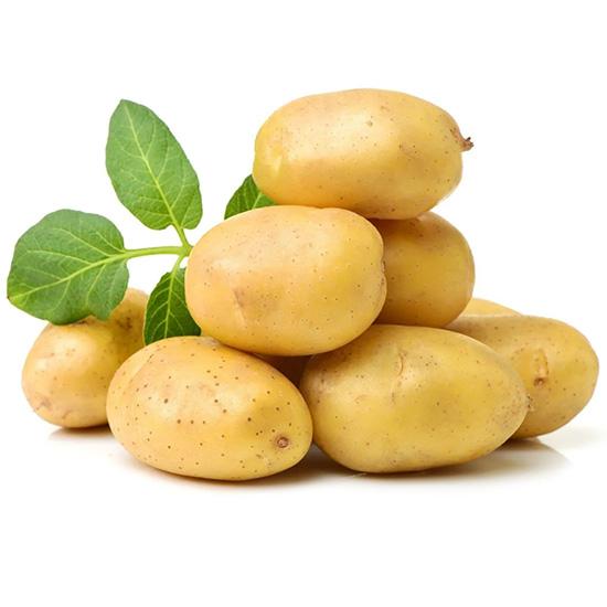 Картофель резаный быстрозамороженный